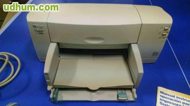 Impresora Hp 720c Escaner Hp 3300c
