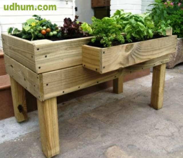 Muebles de jardin madera reciclada for Casa y jardin muebles
