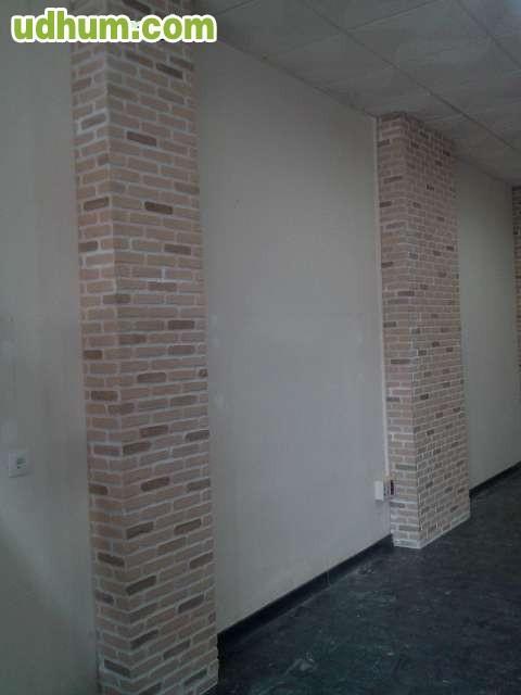 Paneles decorativos poliuretano ladrillo - Paneles decorativos poliuretano ...