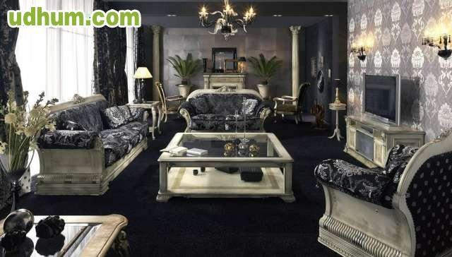 Vidal grau versace moblesa chanel for La casa de mi gitana muebles