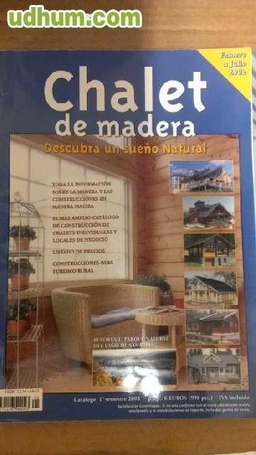 Revista chalet de madera - Chalet de madera ...
