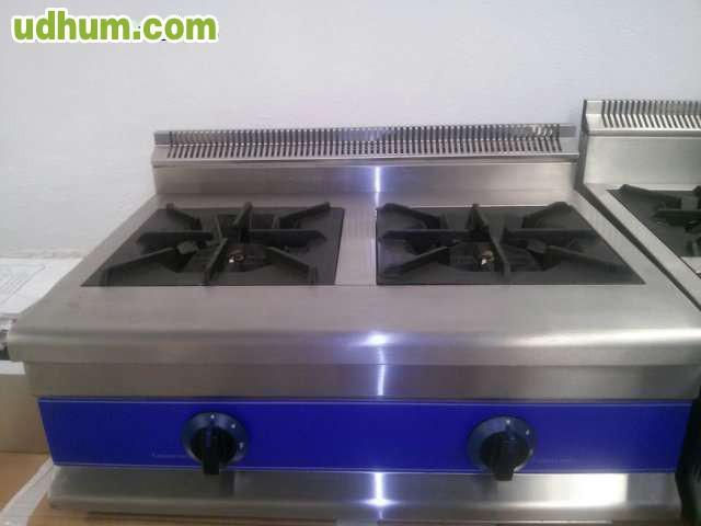 Cocina dos fuegos gas for Cocina de gas de dos fuegos