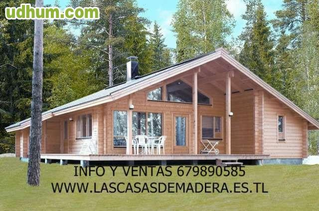 Casas de madera economicas 657809252 for Casas de madera madrid
