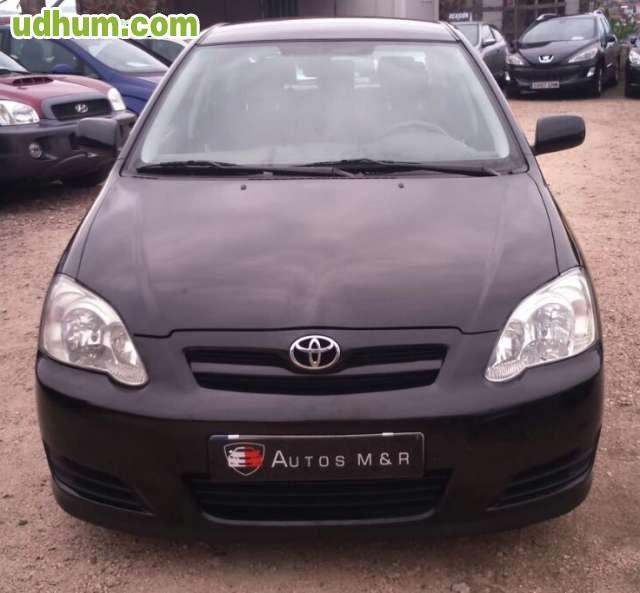 Toyota corolla d4d 5 puertas for 5 puertas pontevedra