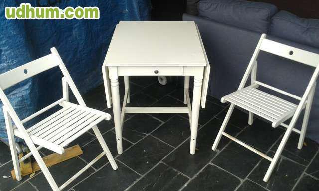 Mesa auxiliar blanca ikea - Ikea mesa blanca ...