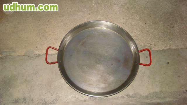 Paellas de hierro antiadherentes - Paellera de hierro ...