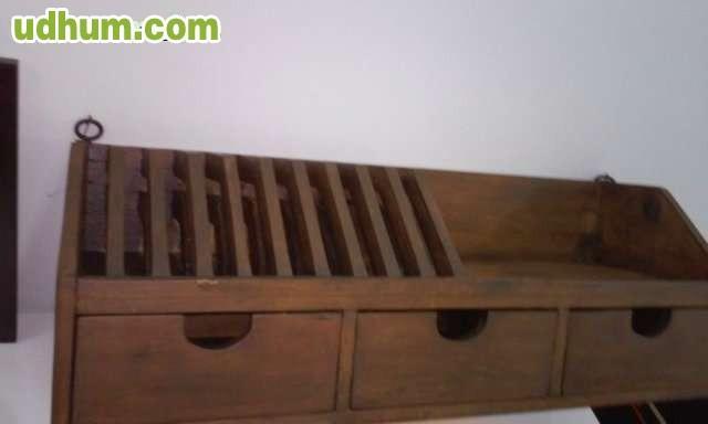 Mueble platero madera r stico - Muebles las quemadas ...