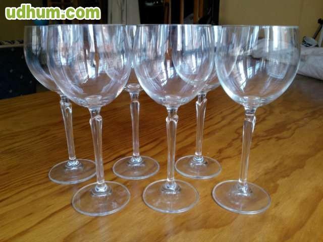 Copas de cristal de bohemia for Copas bohemia