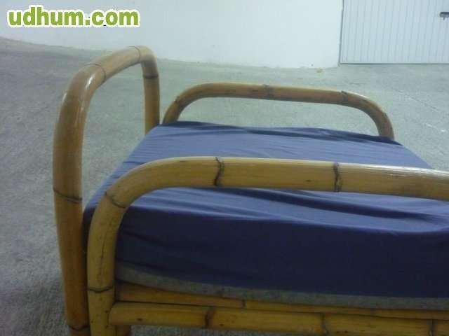 2 sillones de bamb rebajados - Sillones de bambu ...
