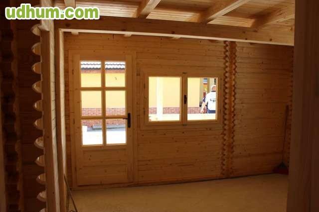 Casa de madera sevilla de 72 m2 - Casa madera sevilla ...