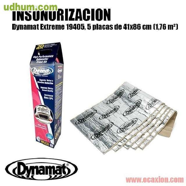 Insonorizaci n dynamat 19405 - Placas de insonorizacion ...