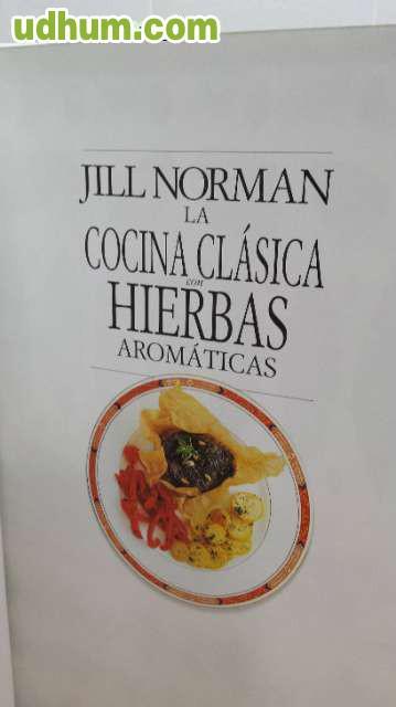 La cocina cl sica con hierbas arom ticas 2 for La cocina francesa clasica