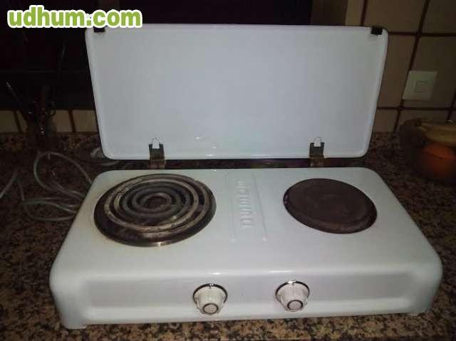Cocina hornillo electrico portatil - Radiador electrico portatil ...