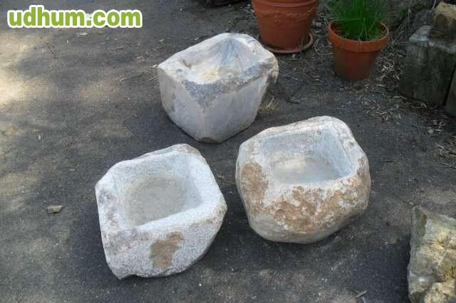 Pila de piedra de marmol for Piedra de marmol precio