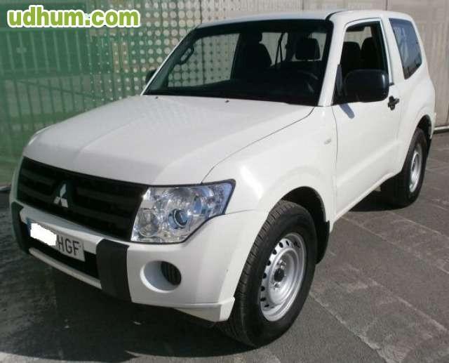 Mitsubishi montero 3 2di 200cv 3 puertas for 5 puertas pontevedra