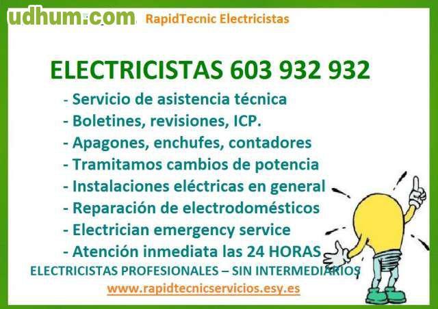 Electricistas de bilbao 603 932 932 - Electricistas en bilbao ...