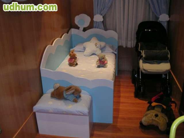 Habitacion modelo nube vtv - Vtv mobiliario infantil catalogo ...
