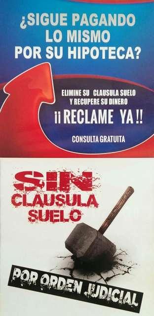 Elimine la clausula suelo de su hipoteca amapcreditos for Clausula suelo hipoteca