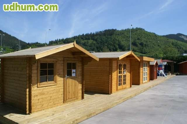 Casitas de jardin en madera for Casitas madera jardin