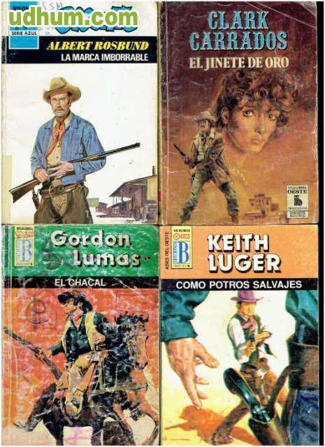 vendo novela oeste: