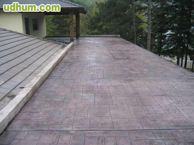 Hormigon impreso precio m2 - Pavimento esterno cemento stampato prezzi ...