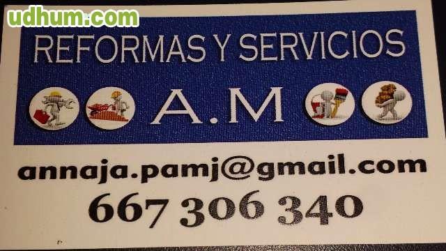 Reformas y servicios a m - Reformas y servicios ...