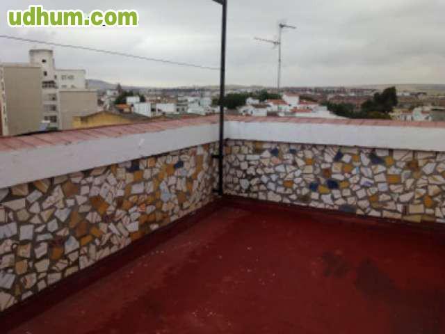 Baños Romanos Badajoz:PISO CON TERRAZA – CENTRO DE MÉRIDA