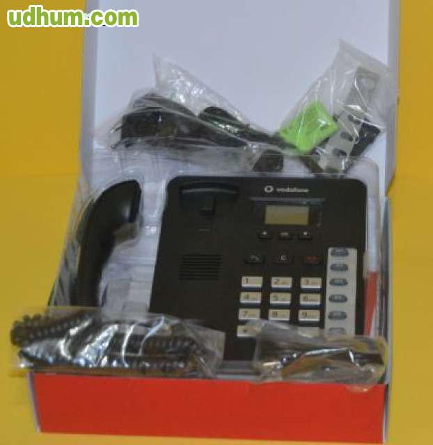 Tel fono movil aspecto fijo neo 1000 2 for Telefono oficina vodafone