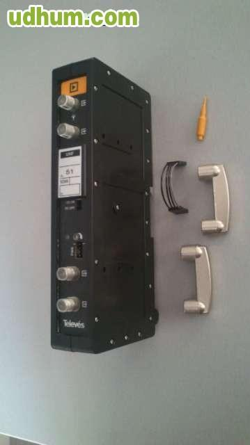 Canal 51 tdt amplificador monocanal - Amplificador senal tdt ...