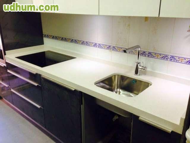 Encimeras de cocina y de ba o baratas for Encimeras de cocina de piedra baratas