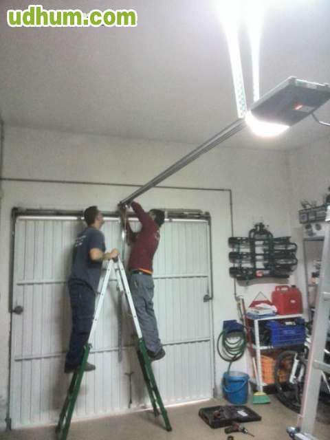 Motor puerta garaje basculante - Motor de puerta de garaje ...