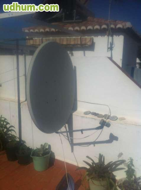 Antena parab lica 11 for Antenas parabolicas en granada