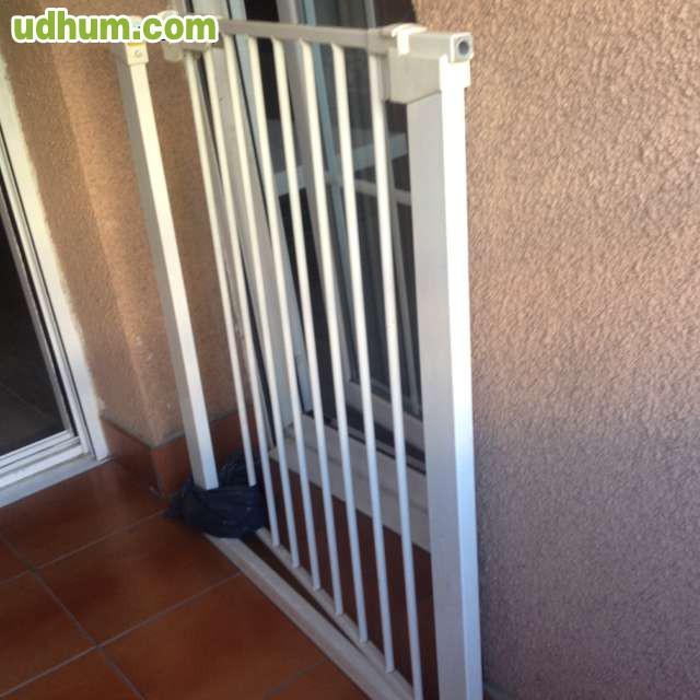 Reja seguridad para puertas y escaleras - Puertas para escaleras ...