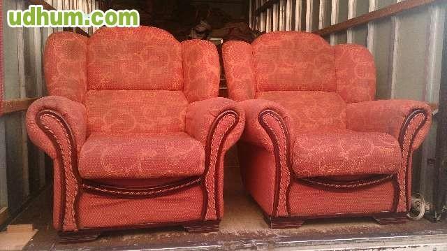 2 sillones de alta calidad for Sofas alta calidad