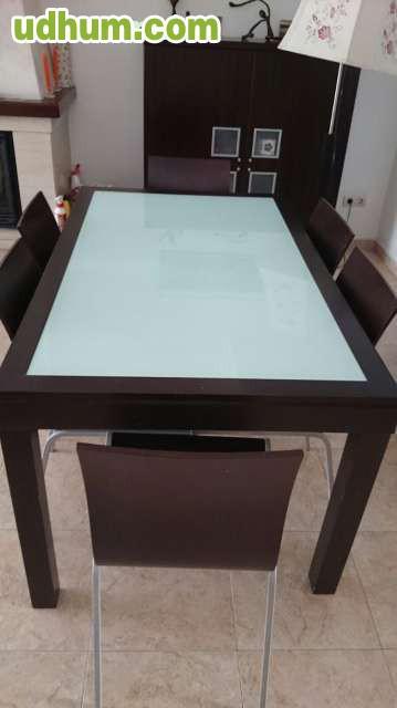 Mesa moderna extensible - Mesa camilla moderna ...