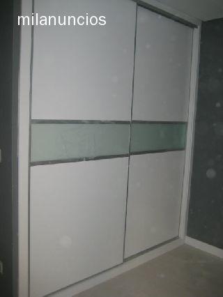 Frentes de armario baratos casas de muebles en madrid for Armarios baratos madrid