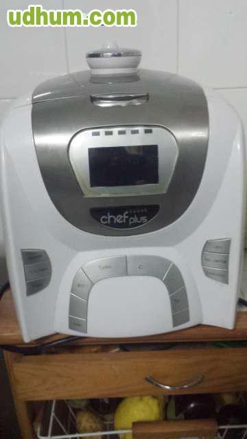 Robot de cocina chef plus o cambio - Robot de cocina chef plus ...