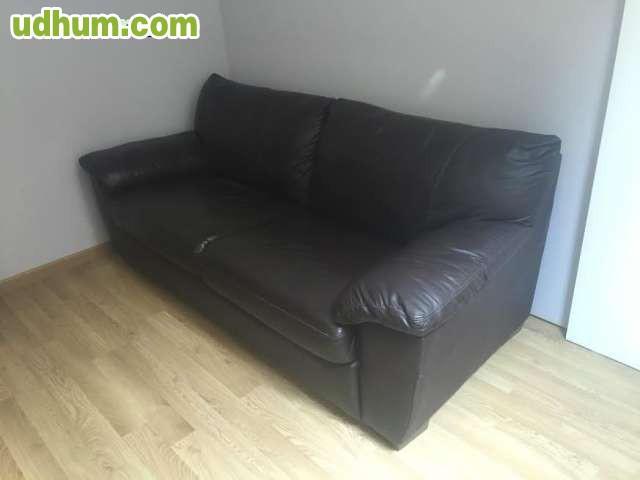 Sofa cama piel 1 for Sofa cama 135 ancho