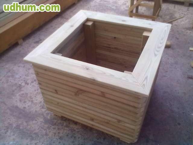 Muebles de madera para jardin y casa for Casa muebles de jardin