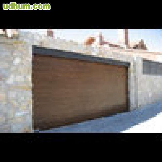 Puerta de garaje seccional economica - Puerta garaje seccional ...