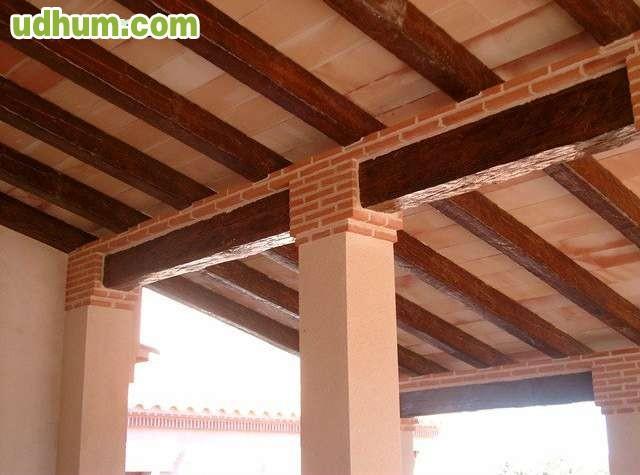 Pergolas hormigon prefabricado imitacion - Hormigon imitacion madera ...