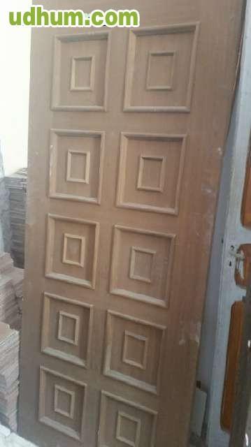 Puertas de madera maciza 7 for Puertas de madera malaga