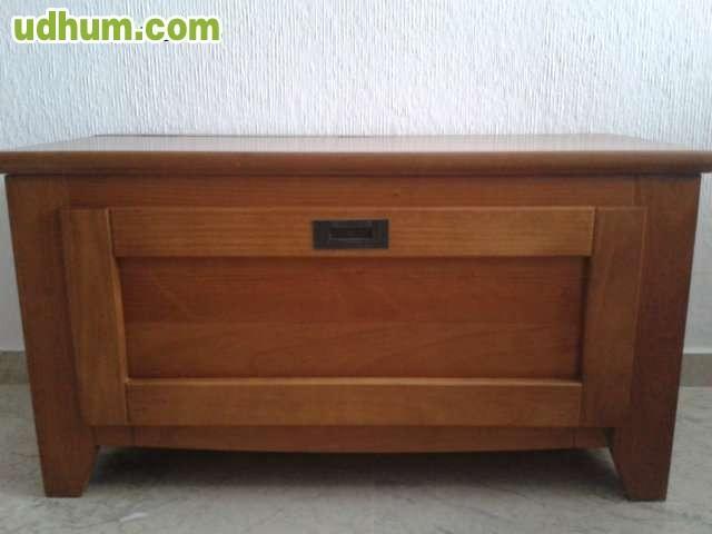 Mueble auxiliar de madera ANCHO 45cm, LARGO 90cm, ALTO 85cm También