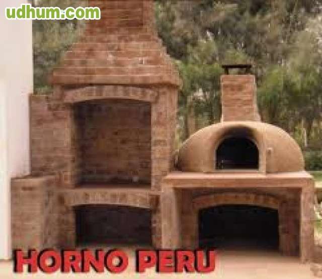 Hornos y chimeneas artesanos - Chimeneas de barro ...