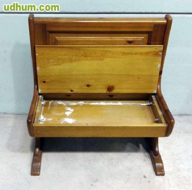 Banco de madera 1 - Banco de madera ...