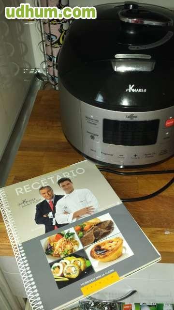 Robot de cocina y maquina fitness plus 6 for Erika plus robot de cocina