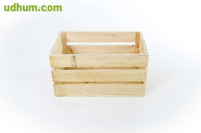 Cajas de madera fruta decoracion for Cajas madera fruta decoracion