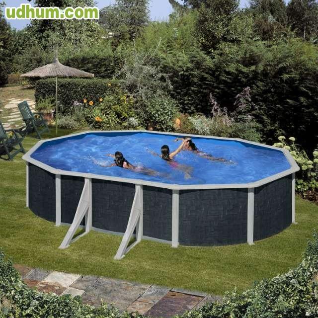 Piscinas desmontables 6 for Ofertas piscinas desmontables acero