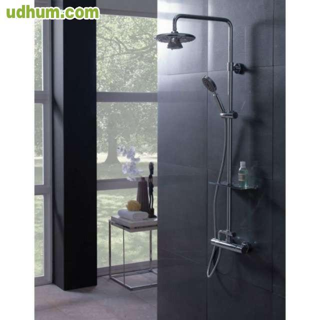 Columna ducha escuchar m sica bluetooth - Canciones para la ducha ...