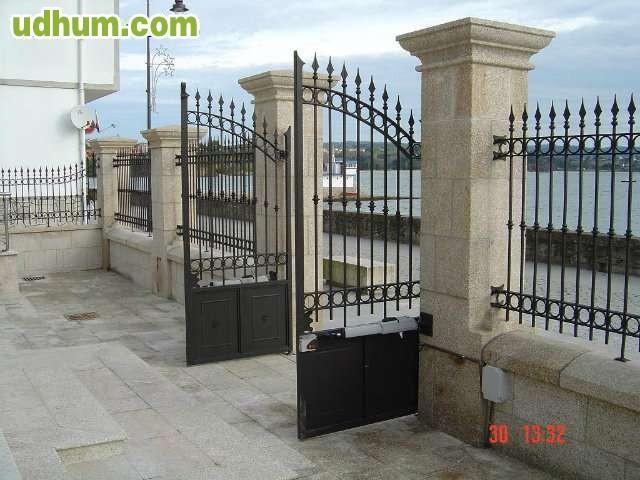 Automatismos para puertas instalaciones - Automatismos para puertas de garaje ...
